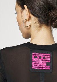 Diesel - VALERIE BODY - T-shirt à manches longues - black - 4