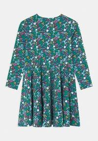 Frugi - SOFIA SKATER WILD FLORAL - Jersey dress - blue - 1