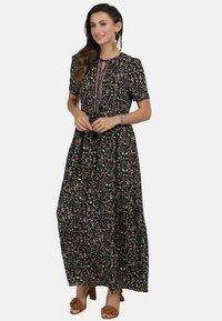 usha - Maxi dress - flower print - 1