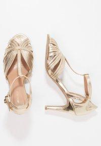 Anna Field - Højhælede sandaletter / Højhælede sandaler - gold - 2