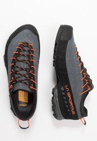 La Sportiva - TX4 - Climbing shoes - carbon/flame - 1