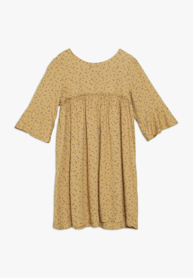 mothercare - FLORAL FLUTE  DRESS - Day dress - mustard