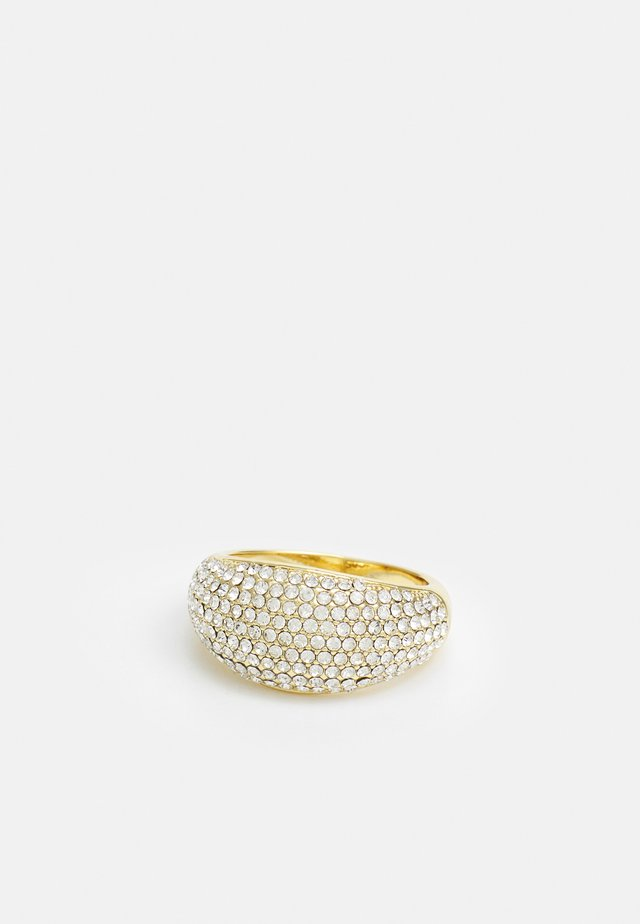 ANGLAIS - Ring - gold-coloured