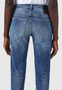 Diesel - BABHILA  - Slim fit jeans - medium blue - 5
