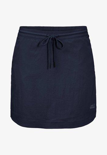 DESERT - Sports skirt - night blue