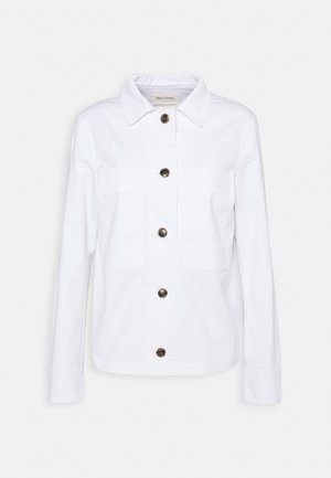 INDOOR JACKET - Summer jacket - white