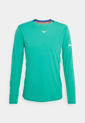 ALPHA - Long sleeved top - mint leaf