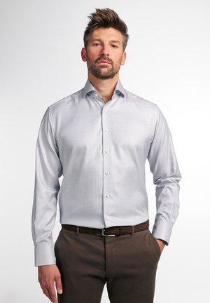 MODERN FIT - Skjorte - grau
