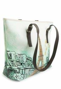 Mumka - PARIS - Tote bag - multicolor - 1