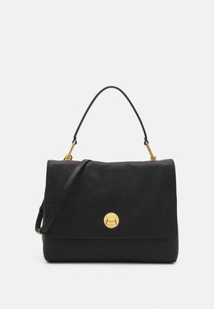 LIYA SHOULDER - Handbag - noir/noir