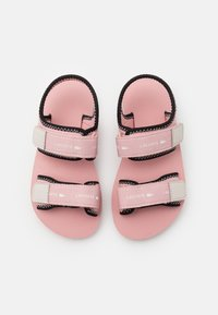 Lacoste - Sandals - light pink/black - 3