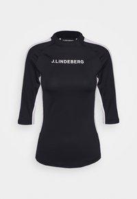 J.LINDEBERG - MARGOT SOFT COMPRESSION - Sports shirt - navy - 3