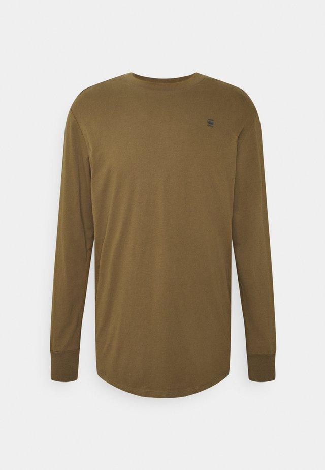 LASH R T L\S - Camiseta de manga larga - wild olive