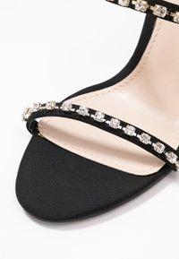 BEBO - SOPHINA - Sandály na vysokém podpatku - black - 2