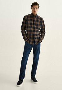 Massimo Dutti - Shirt - brown - 1