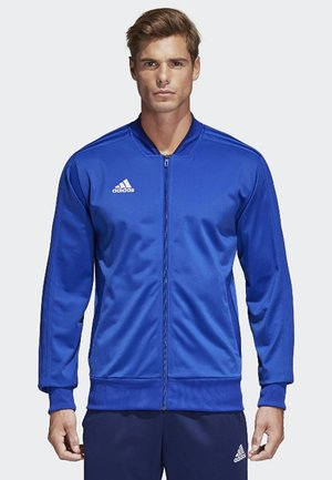 CONDIVO 18 TRACK TOP - Training jacket - bold blue/dark blue/white