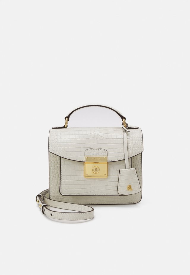 SATCHEL SMALL - Handbag - vanilla
