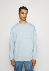 YOURTURN - UNISEX - Sweatshirt - light blue - 0
