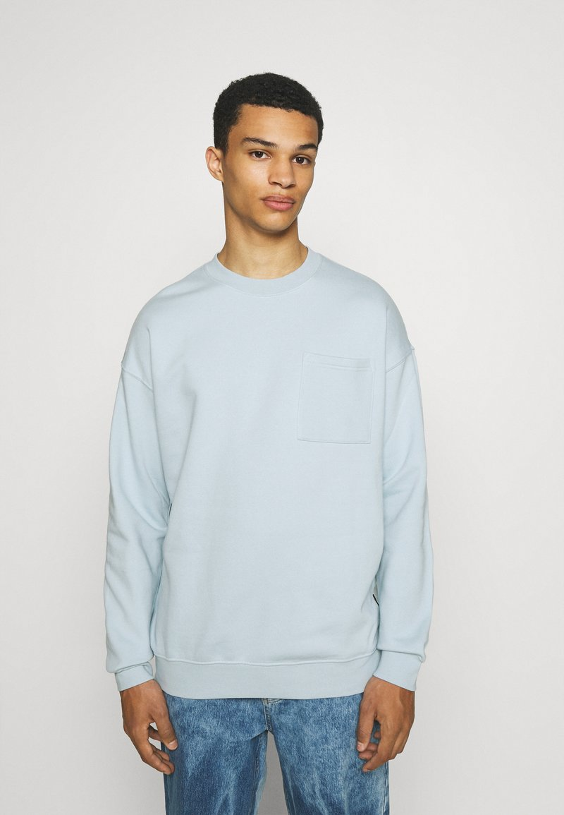YOURTURN - UNISEX - Sweatshirt - light blue