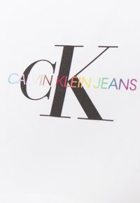 Calvin Klein Jeans - PRIDE MILANO - Top - bright white - 2