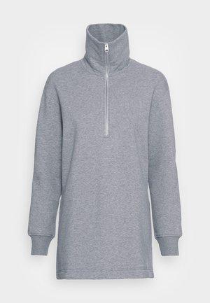 Ikdienas džemperis - grey melange