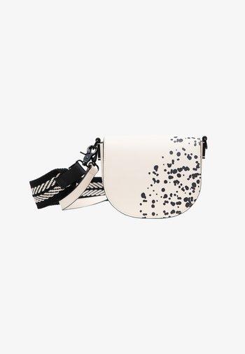 KRABI - Across body bag - white