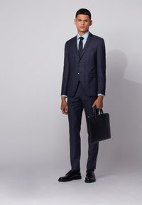 BOSS - REYMOND/WENTEN - Suit - dark blue - 1