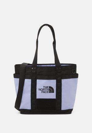 EXPLORE UTILITY TOTE UNISEX - Tote bag - sweet lavender/black