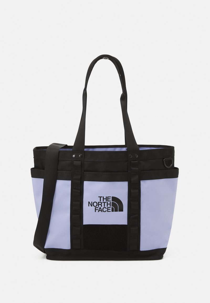 The North Face - EXPLORE UTILITY TOTE UNISEX - Tote bag - sweet lavender/black