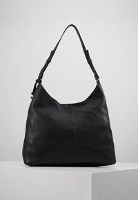 Zign - LEATHER - Handtasche - black - 2