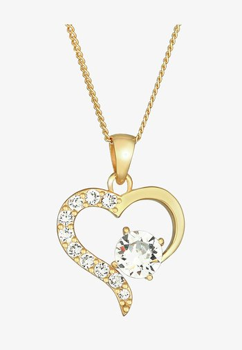 HEART  - Collier - gold