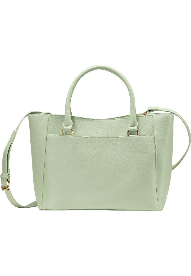 usha - HENKELTASCHE - Handbag - mint