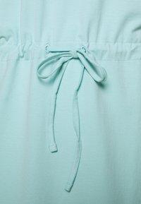 b.young - BYPANDINA ONECK DRESS - Žerzejové šaty - ocean blue - 2