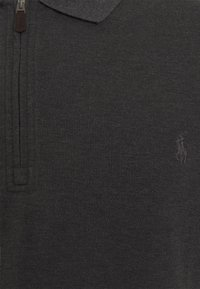 Polo Ralph Lauren Big & Tall - SHORT SLEEVE - Polo shirt - dark grey heather - 2