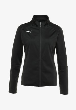 LIGA - Training jacket - black/white