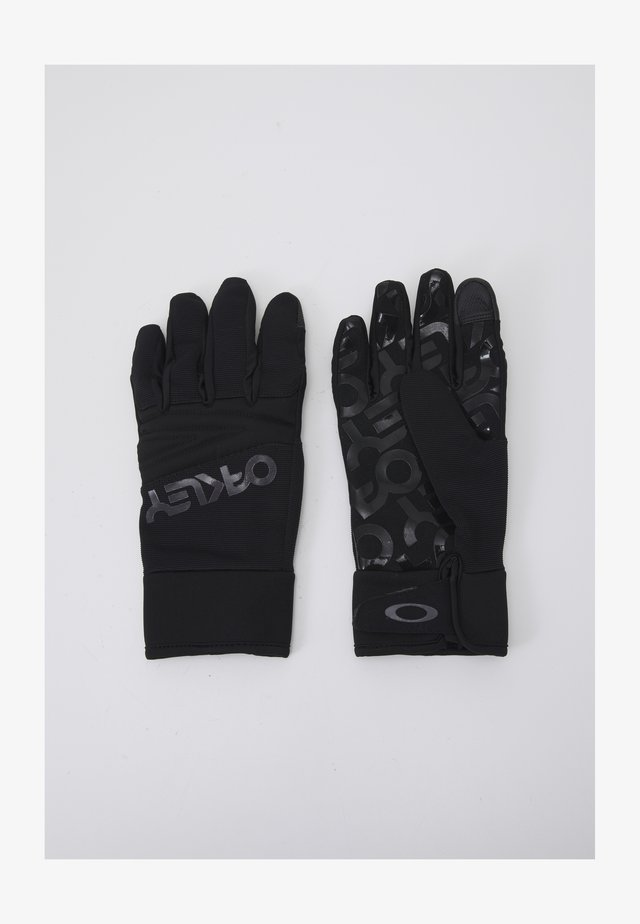 FACTORY PARK GLOVE  - Sormikkaat - blackout