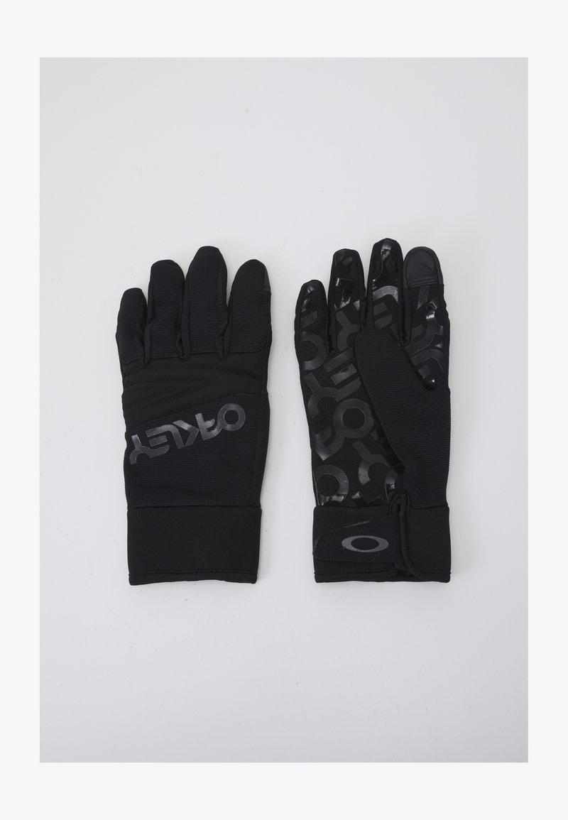 Oakley - FACTORY PARK GLOVE  - Gloves - blackout