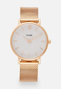 Cluse - MINUIT - Zegarek - rose gold-coloured/white - 0