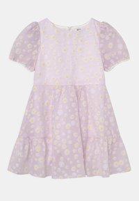 Chi Chi Girls - SABRINA DRESS - Koktejlové šaty/ šaty na párty - purple - 0