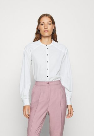 NOVA - Button-down blouse - white
