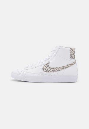BLAZER 77 - Zapatillas altas - white/summit white/particle grey/black