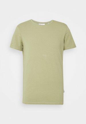 DAVID CREW NECK - T-shirt basique - tea