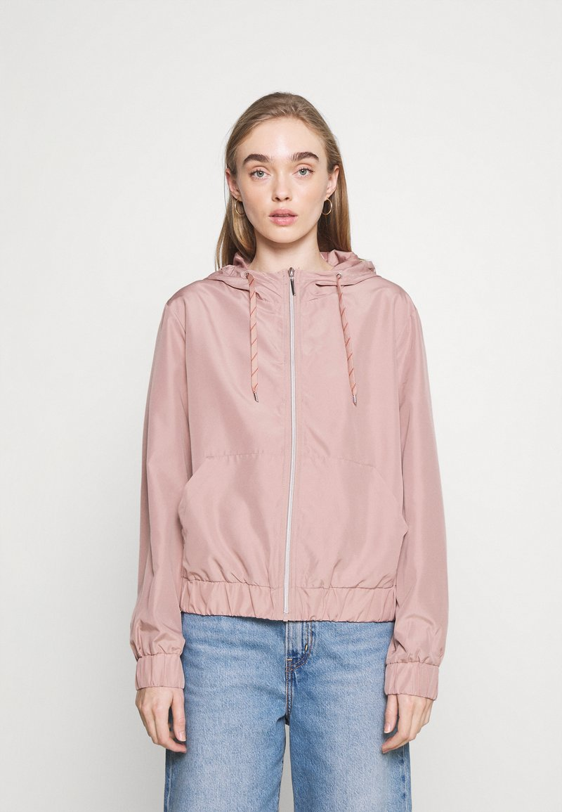 ONLY - ONLLOUISA SPRING JACKET - Lett jakke - adobe rose