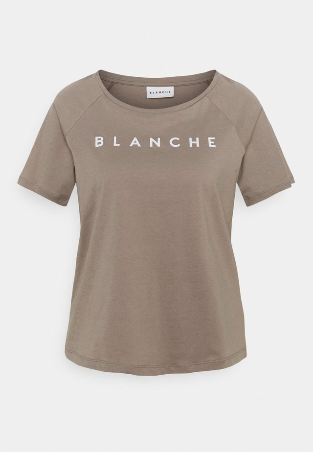 MAIN RAGLAN - T-shirt imprimé - scene