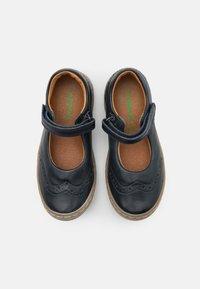Froddo - MARI - Ankle strap ballet pumps - dark blue - 3