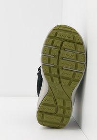 Superfit - CULUSUK - Zimní obuv - schwarz/grün - 4