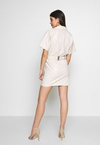 Ivyrevel - BELTED DRESS - Day dress - natural - 2