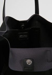 Vero Moda - VMANNA - Tote bag - black - 5