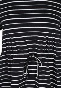 Zizzi - Tunic - black/white stripe - 4