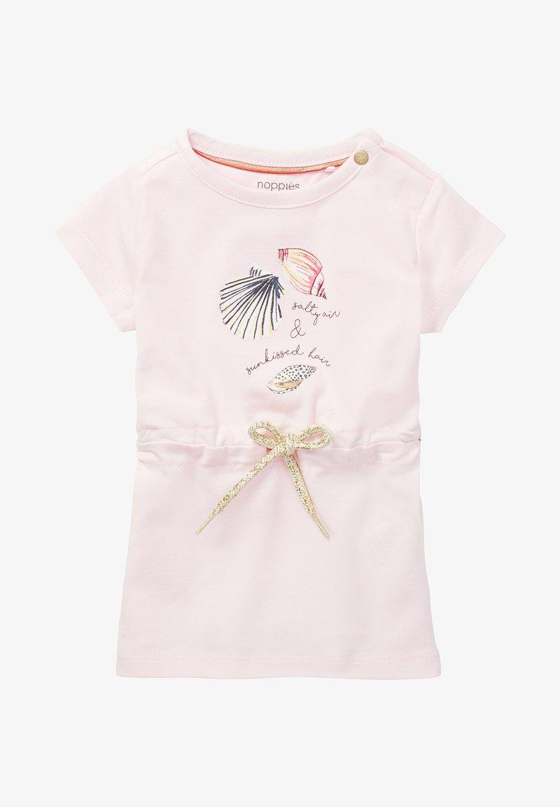 Noppies - JURK MACHALA - Day dress - primrose pink